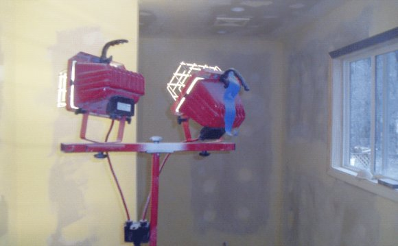 Sanding priming and painting