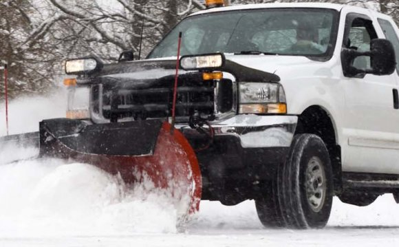 Snow Removal Services in Mason
