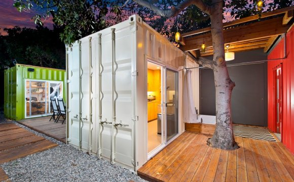 CONTAINER HOUSE VENICE