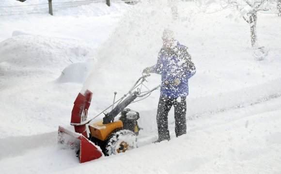 Edmonton Snow Removal Services