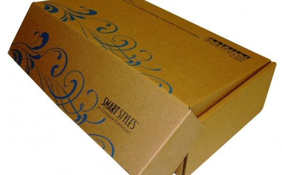 Custom Box for Shipping Shirts
