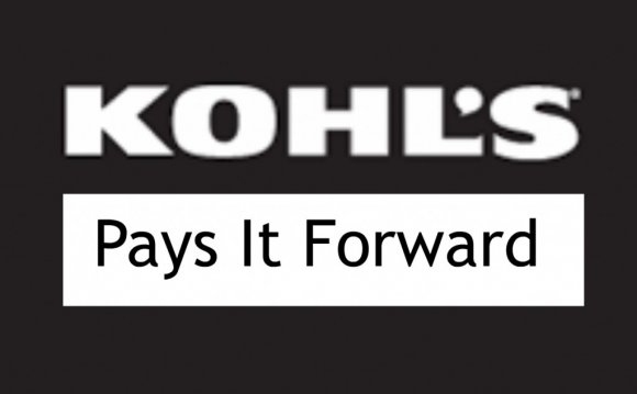 Kohls Pays It Forward Image