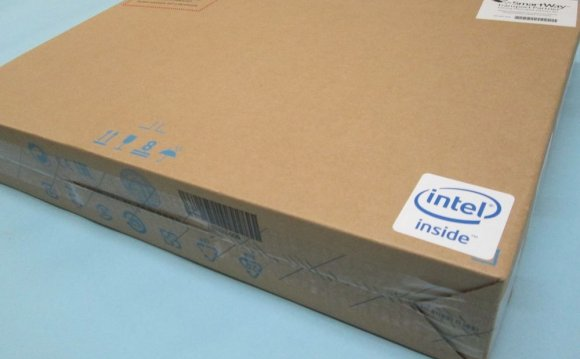 Laptop Shipping Box Computer