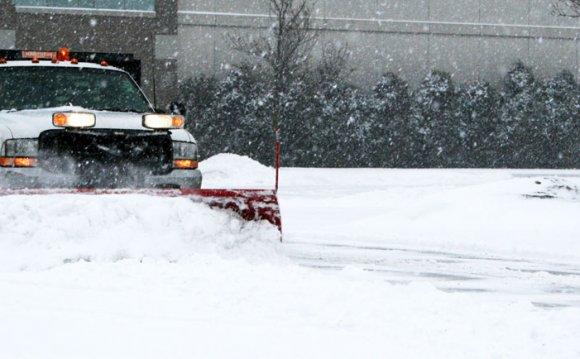 Snow Removal Services For
