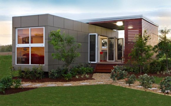 Photo Gallery of the 12 Prefab
