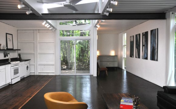 Ind Shipping Container Homes