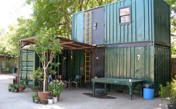 Shipping container ideas on