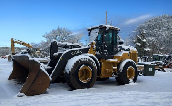 Snow Plowing & Removal - T.W