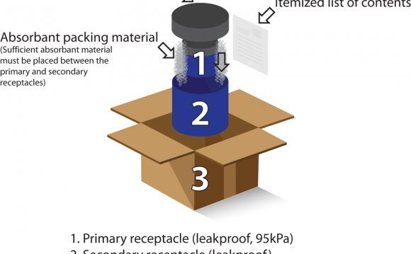 Diagram of 3 Packaging