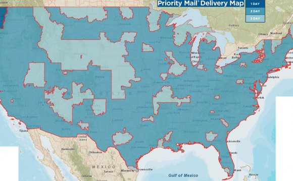 Usps Priority Mail Transit