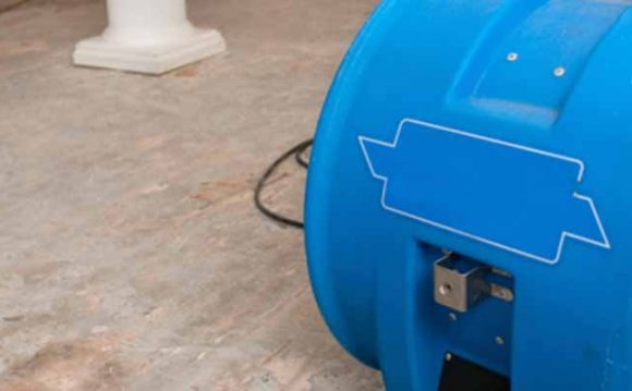 Water removal services from