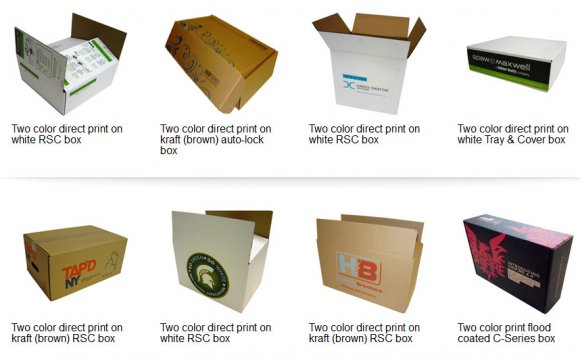 Custom shipping Boxes with logo