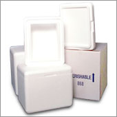 EPS Insulated Foam Boxes