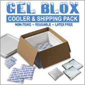 GEL BLOX Cold Shipping Packs
