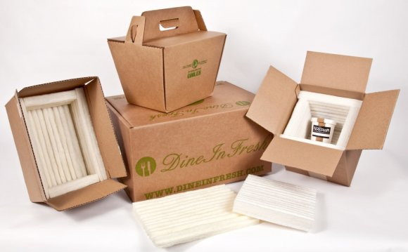 Insulated shipping Boxes