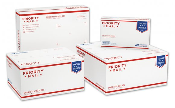 Flat Rate shipping Prices USPS