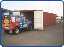 Image of containerized transport