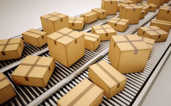 International Package shipping
