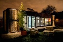Ireland Shipping Container Home Example