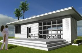 Logical Homes De Maria Container House Kara 320 800w