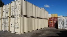 New Shipping Container | 24' & 16' Custom Units