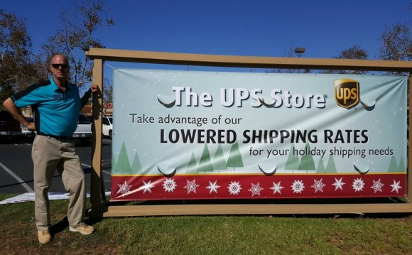 UPS Store shipping rates
