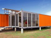 Cost of shipping container home