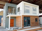 Shipping container homes Los Angeles