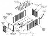 Shipping Container Specs
