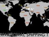 Standard International shipping