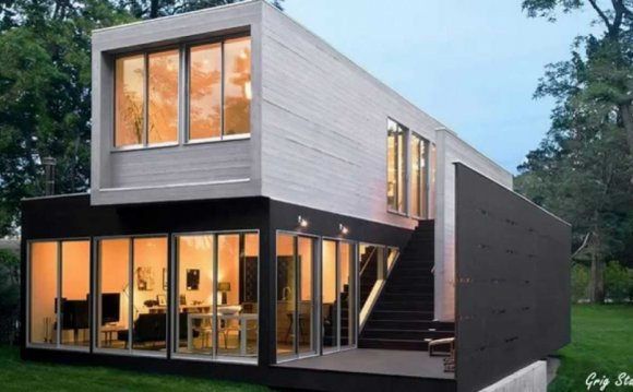 Cost of building a shipping container home
