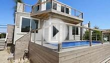 Amazing shipping container homes :The Beach Box, by Andrew