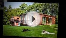 CONTAINER HOMES The new way to build a home and save