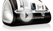 Dymo LabelWriter 450 Twin Turbo Label Printer - Free Shipping