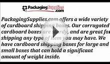 Flat Rate Shipping Boxes - Packaging Supplies