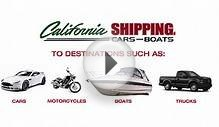 International Auto Shipping - Ship your car to Sweden