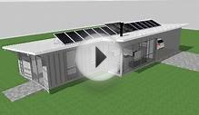 ISBU Aussie Bush Retreat (Shipping Container House)