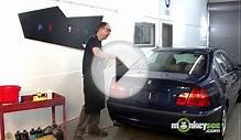 Polish Car - Remove Scratches with a Machine Buffer