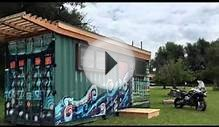Rhino Cubed Nola Shipping Container Tiny House