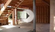 Shipping Container House - Framing 1 of 3