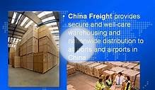 Shipping service from China to USA