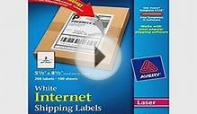 Top 10 Shipping Labels to buy