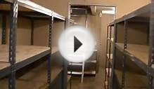 Underground Shelters built from Shipping Container
