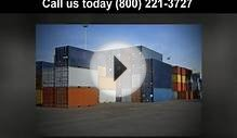 Used shipping containers price (800) 221-3727 used