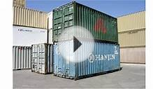 Used shipping storage containers for sale (800) 221-3727