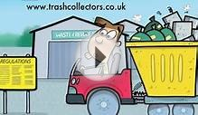 WASTE COLLECTION DISPOSAL SERVICES RUBBISH REMOVAL HOUSE